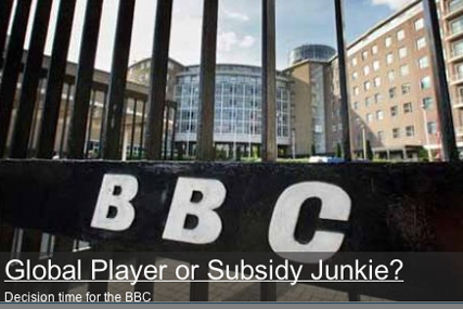 BBC: Adam Smith Institute argues for abolition of the licence fee