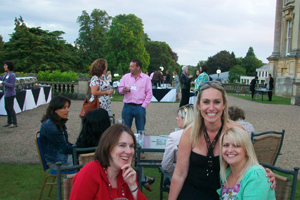 Destinations Unlimited workshop at Heythrop Park