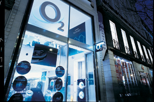 O2 shortlists seven agencies
