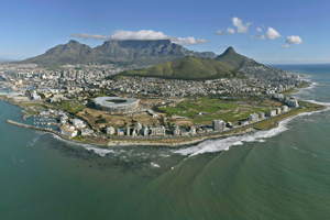 Cape Town sees visitor boost ahead of World Cup
