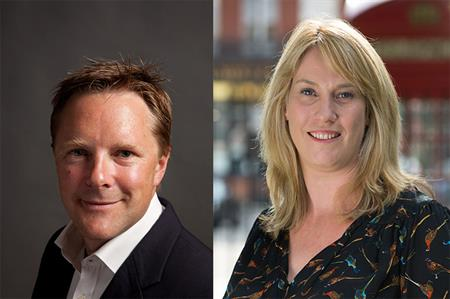 Jeremy Brown and Leigh Butterfield launch new DMC 2B UK