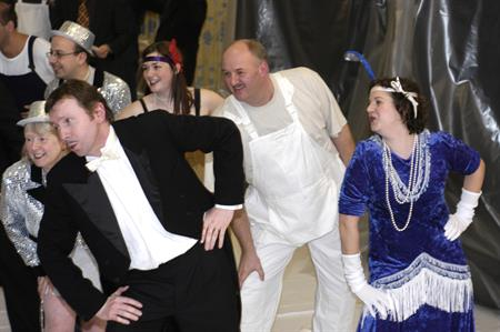 KDM has launched a Bugsy Malone-themed teambuilding activity
