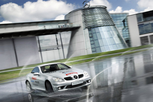 Searcys 1847 and Mercedes-Benz World part company