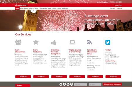 Top 50 Agencies 2015: CIEvents