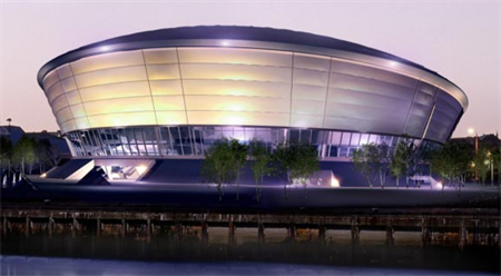 Glasgow's SECC