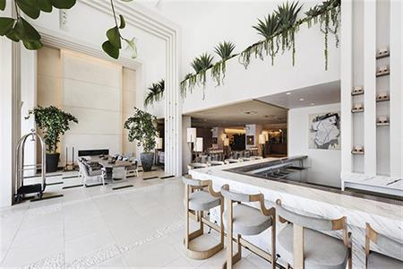 Dream Hollywood hotel opens in Los Angeles