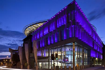 Edinburgh's EICC doubles number of association events for 2016