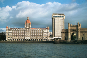 Deutsche Bank delegates: freed from Taj Palace and Tower