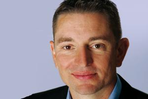 MCI group sustainability director Guy Bigwood