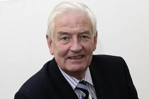 SECC chairman Ian Grant