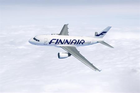 The Edinburgh to Helsinki flight will operate three times weekly