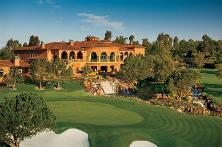 The soon-to-be Fairmont Grand Del Mar hotel, San Diego (© Pursuitist.com)