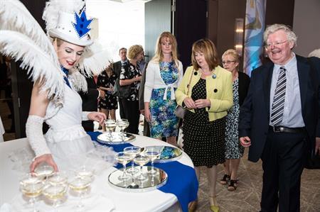 Ageas Bowl Hilton Hotel launch event