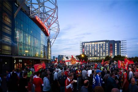 Hotel Football is set to open in Manchester in March (artist's impression)