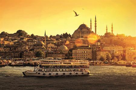 Istanbul, Turkey (©Shutterstock)
