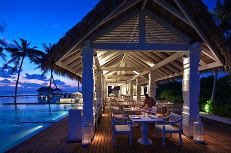 Loama Resort, Maamigili Island in the Maldives