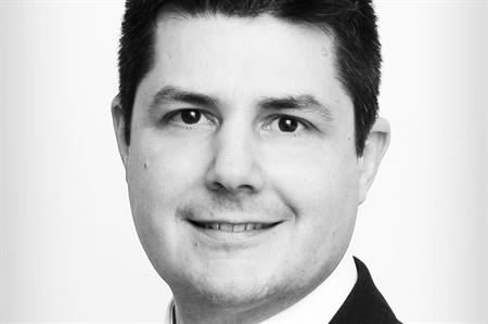 MCI corporate sales director Mark Pepler