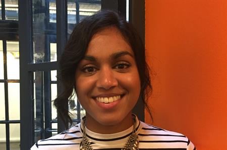 Nadisha Jayatissa is the first student to join new placement scheme