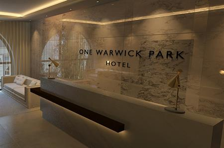 One Warwick Park hotel, Tunbridge Wells