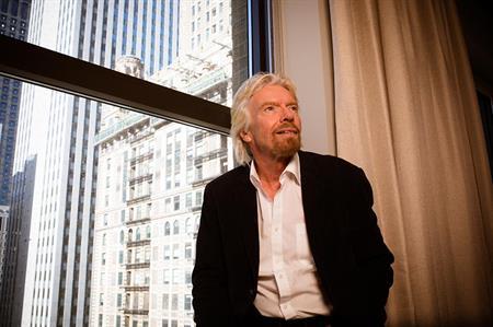 Richard Branson announces new Virgin hotel for Texas