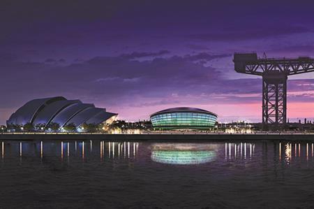 Glasgow's SECC and Hydro venues