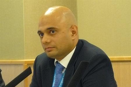 Sajid Javid MP
