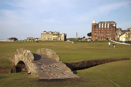 Old Course, St Andrews, Fife