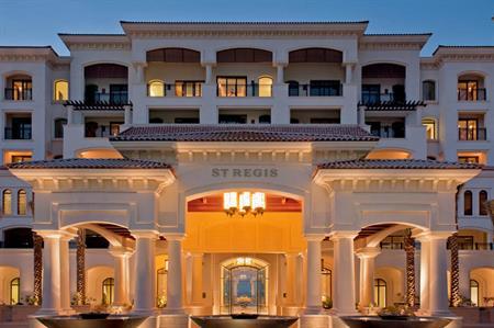 St Regis Saadiyat Island hotel, Abu Dhabi