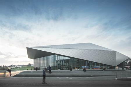 Swiss Tech Convention Center: hosting WADA