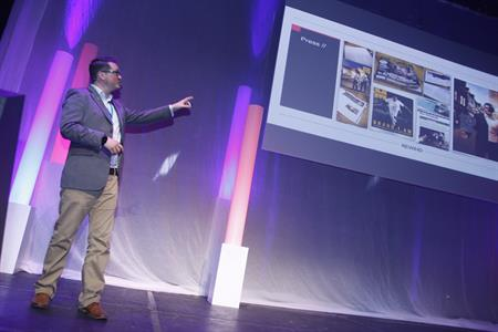 Rewind's Solomon Rogers discusses technology at C&IT's Event360