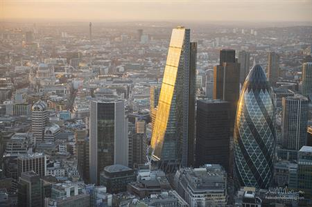 An events venue will open on the 42nd floor of the Cheesegrater