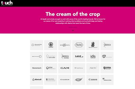 Top 50 Agencies: Touch Associates