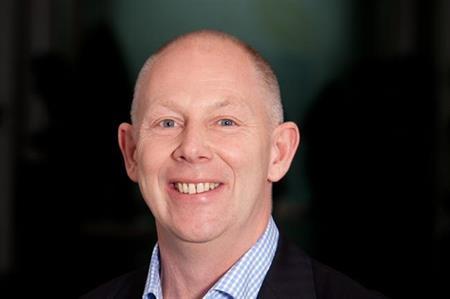 Andrew Winterburn, global business development director at Ashfield Meetings & Events