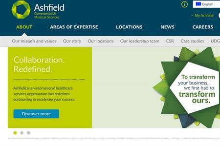 Top 50 Agencies: Ashfield Meetings & Events