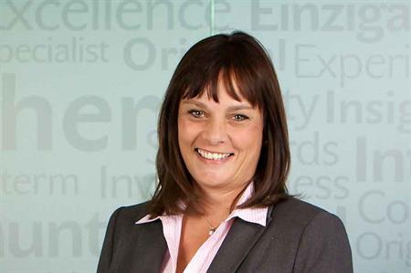 Nicola Burns, global managing director, Ashfield Meetings & Events