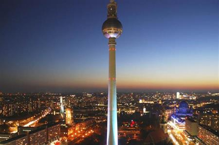 Berlin welcomed a record 11m convention participants in 2014