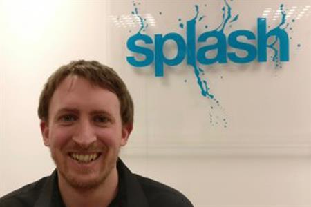 Chris Talbot has joined Splash