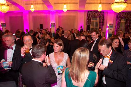 Guests enjoy last year's C&IT Awards