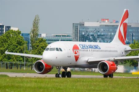 Czech Airlines will launch a flight route between Birmingham and Prague