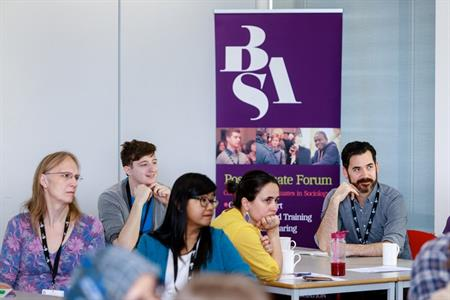 The BSA will host its annual conference at Northumbria University's City Campus East