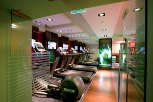 Charing Cross hotel: new gym