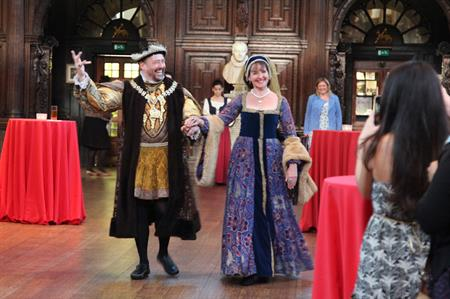 Magna Carta 800 & Wolf Hall event at Middle Temple in London