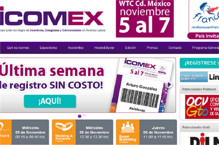 ICOMEX will become IBTM Latin America