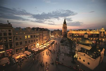 Krakow in Poland is one of Jal-Pol DMC's leading destinations