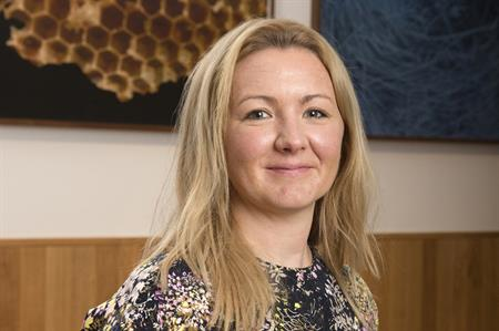 Lucy Mears, new group sales manager at Science Museum