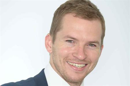 Chris Wells, business development manager, MD Events