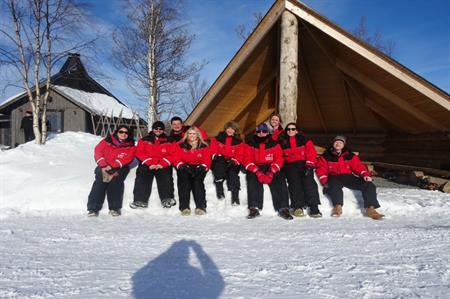 In Pictures: Fam trip to Finnish Lapland