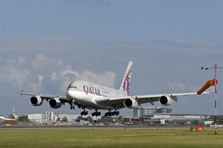 Qatar Airways to launch a second Airbus A380 aircraft on its Heathrow to Doha route
