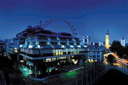 QEII Centre, London