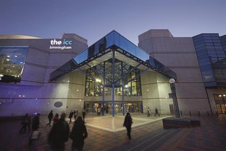 The ICC Birmingham